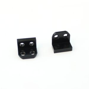 1055 Gizmo GZ2 Aluminum Side Rail Mounts